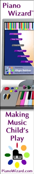Learn to Play Piano with Piano Wizard